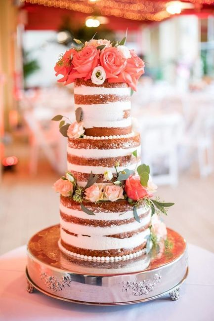 Naked Cakes: In or Out? 2