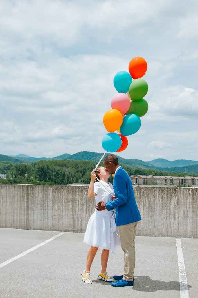 Colorful wedding photos! Show me your favorites from your wedding! - 1