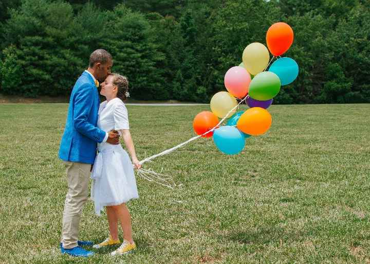 Colorful wedding photos! Show me your favorites from your wedding! - 3