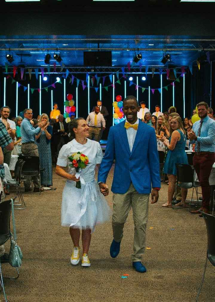 Colorful wedding photos! Show me your favorites from your wedding! - 5