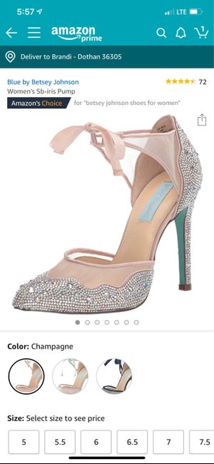 Wedding shoes!!! 9