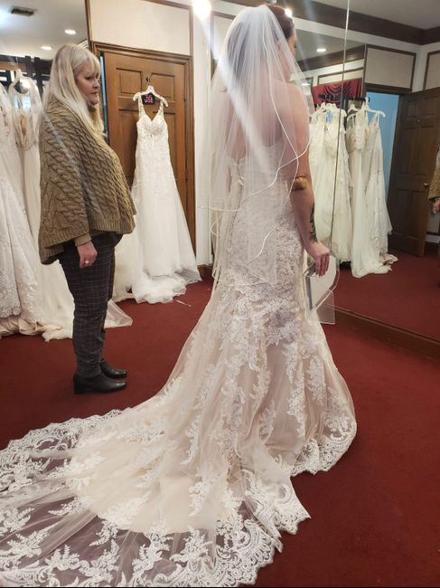 May 2020 brides show me that dress! 1