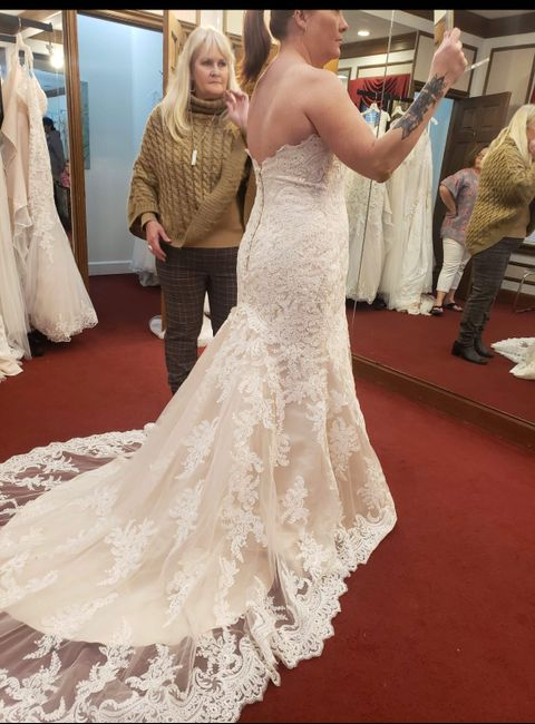 May 2020 brides show me that dress! 2