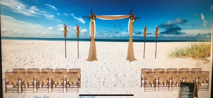 Let's see where you're getting married! Show off your wedding venue!! 17