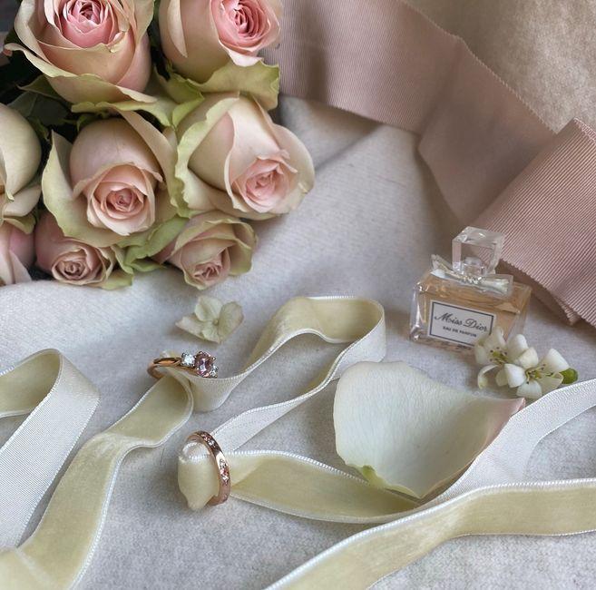My rings! 5