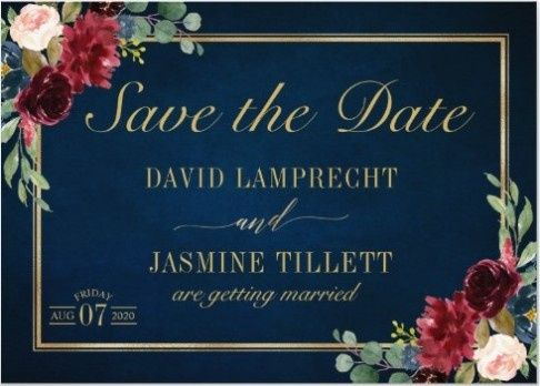 Show me your Save the Dates! 1