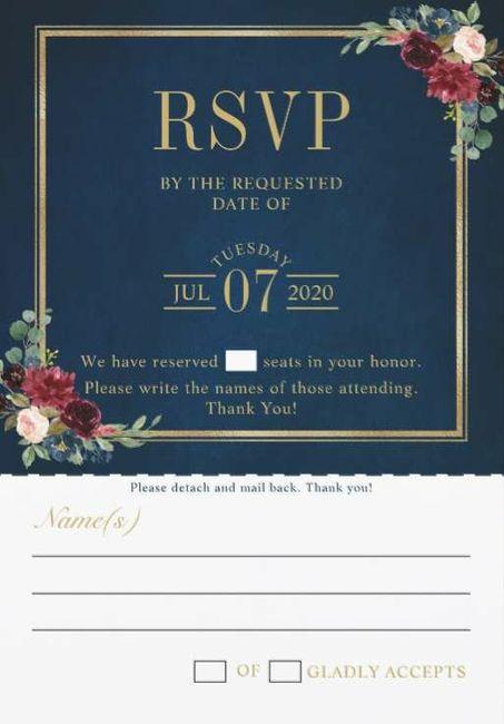 Invites are here!!! 🏰 4