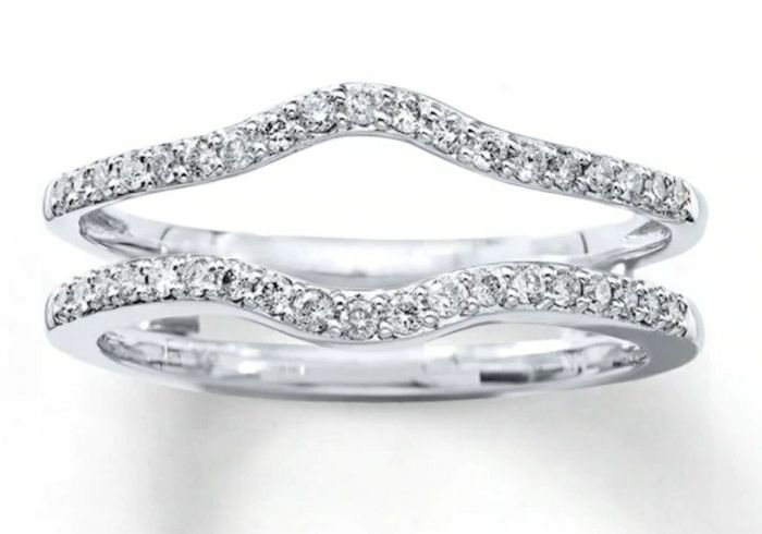 Show me your wedding ring set 9