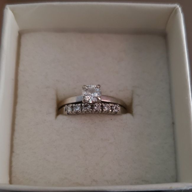 Let's See Your Wedding Band! 4