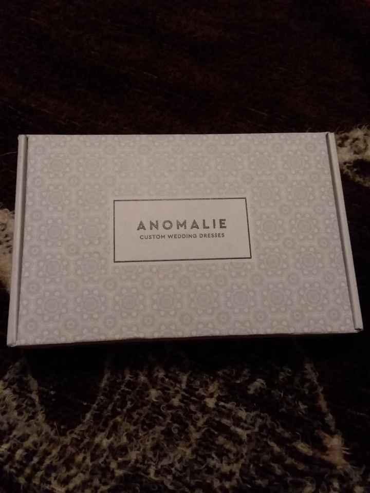 Anomalie Fabrics Box