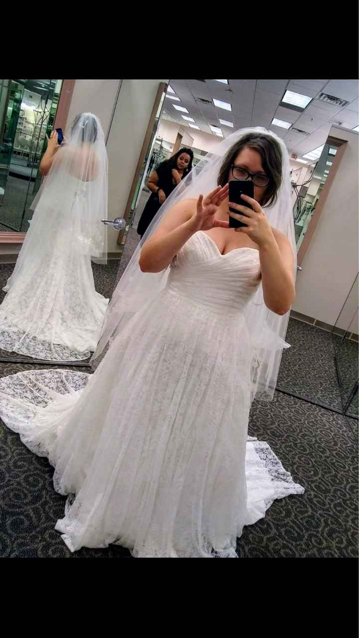What's your wedding dress budget? - 1