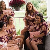 Bridal Party Getting Ready Outfits - 1