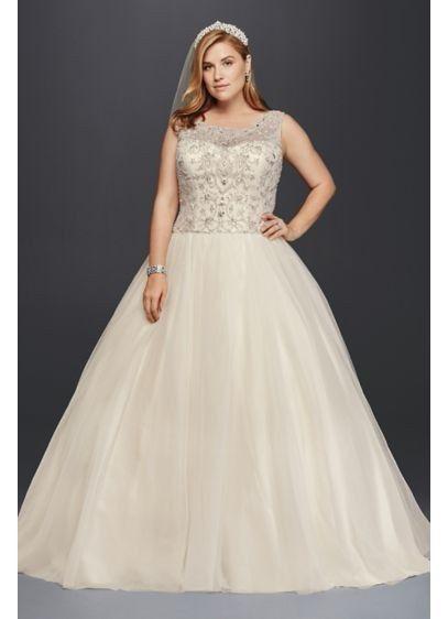 Show me your David's Bridal Dresses 9