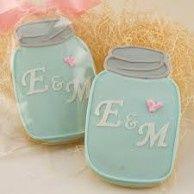 Mason Jar Bridal Shower Sweets 9