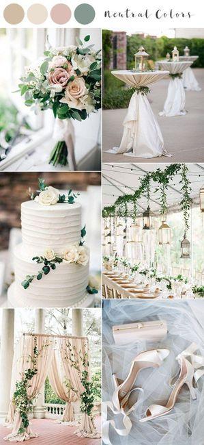 Wedding Color Advice 2