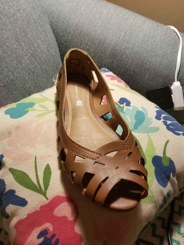 Diy glittery shoes! - 1