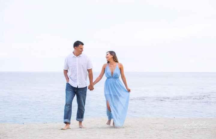 Engagement Photo Shoot - 1