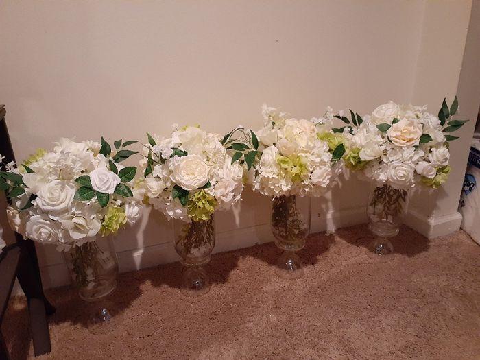 diy Ceremony Flowers 1