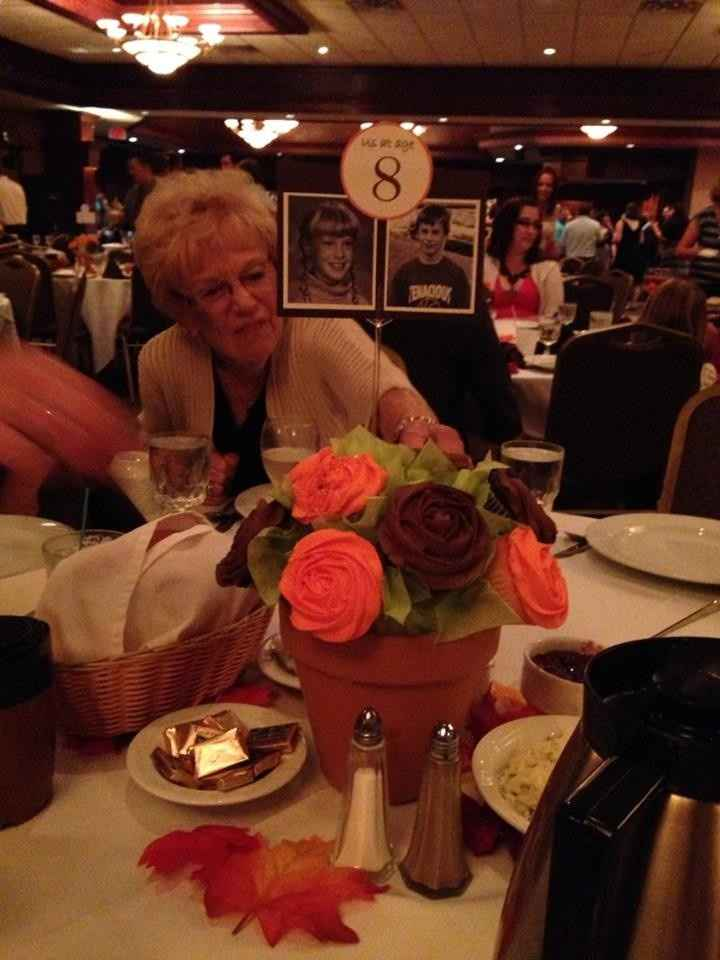 Please post pictures of centerpieces!