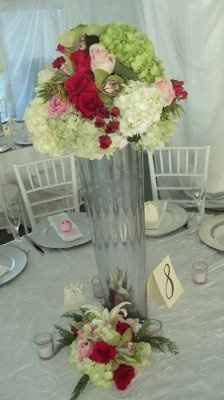 can i see your centerpiece pics please