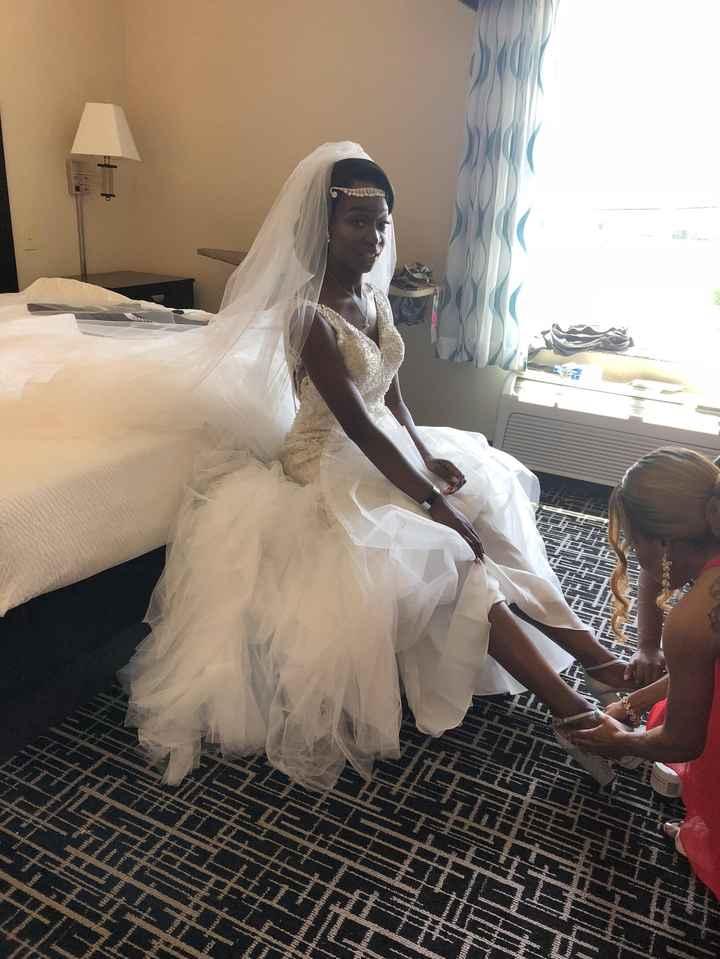 Sell/donate Wedding Dress!?? - 3
