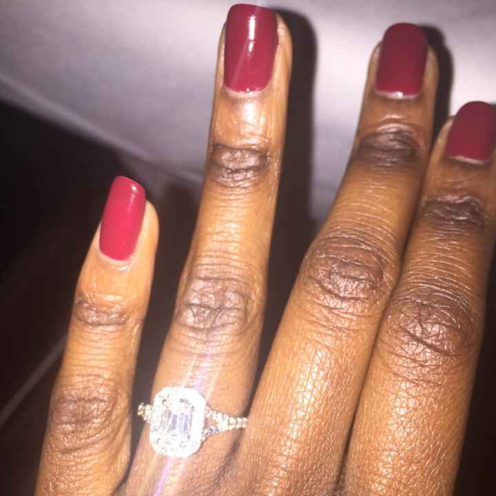 Let me see those pretty rings!!