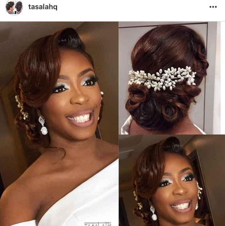 Let me see you Bridal Hair!