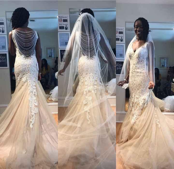 Little Bride Dress - 1