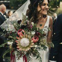 Fall Brides Drop Your Bouquet Inspiration - 1