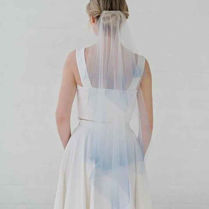 Recommend a veil style - 7