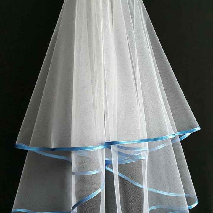 Recommend a veil style - 1
