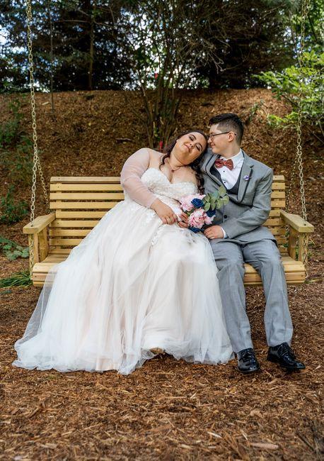 Bam! August 21 Wedding! 1