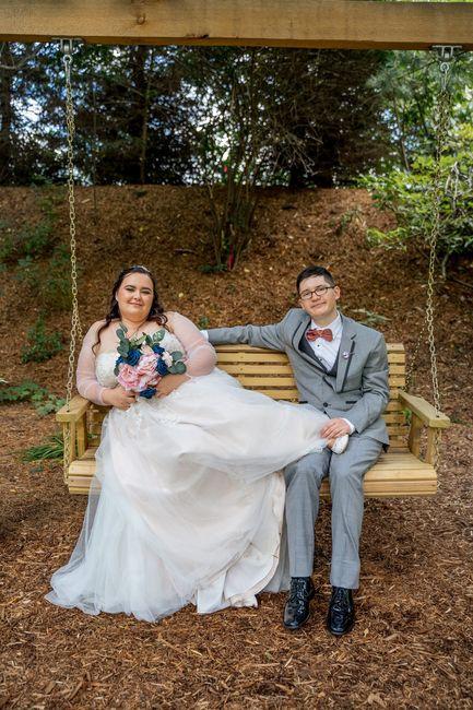 Bam! August 21 Wedding! 2