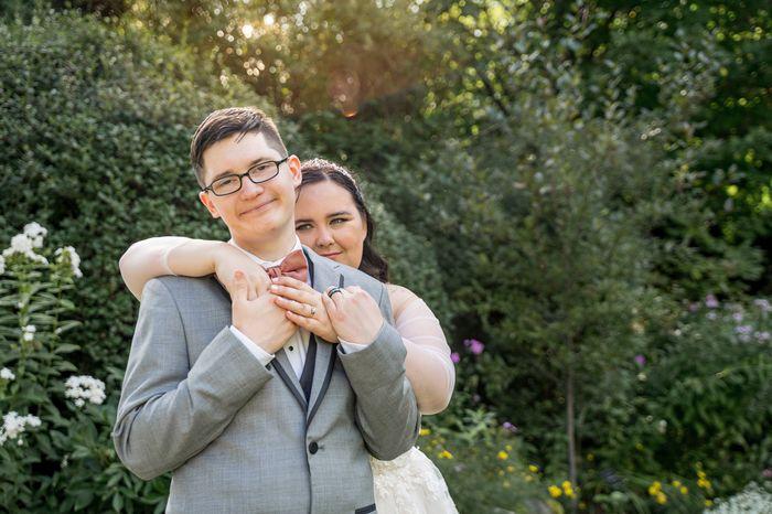 Bam! August 21 Wedding! 7