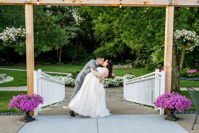 Bam! August 21 Wedding! 8
