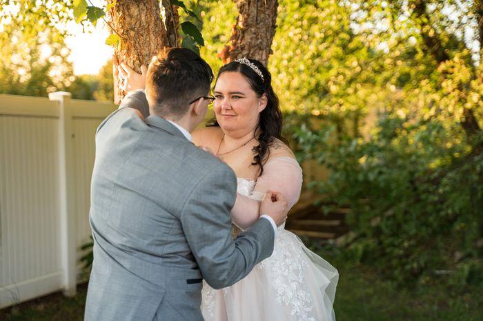 Bam! August 21 Wedding! 9