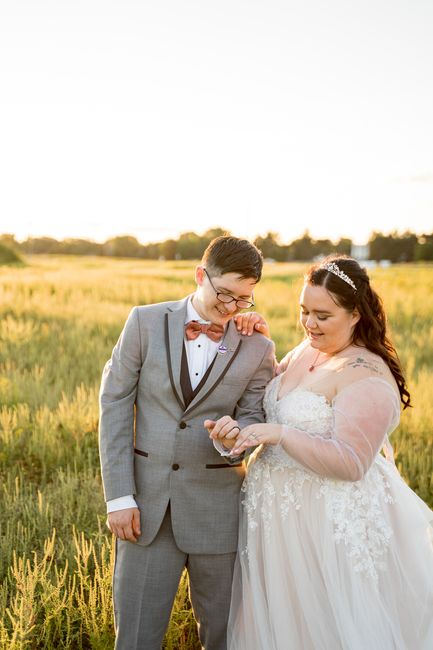 Bam! August 21 Wedding! 10