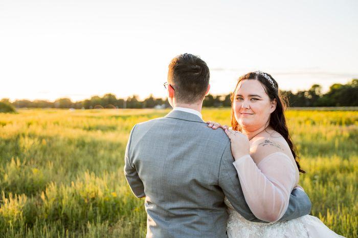 Bam! August 21 Wedding! 12
