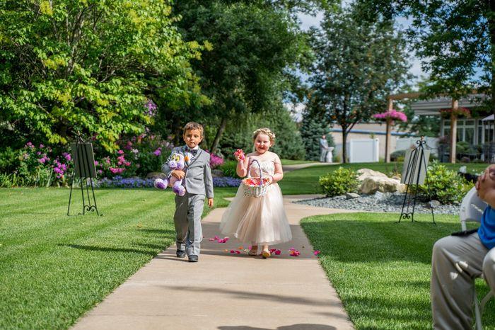 Bam! August 21 Wedding! 14