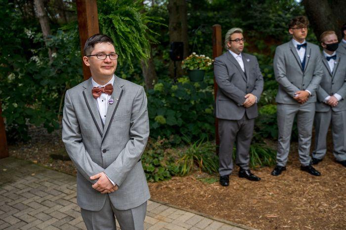 Bam! August 21 Wedding! 15