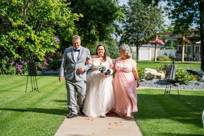 Bam! August 21 Wedding! 16