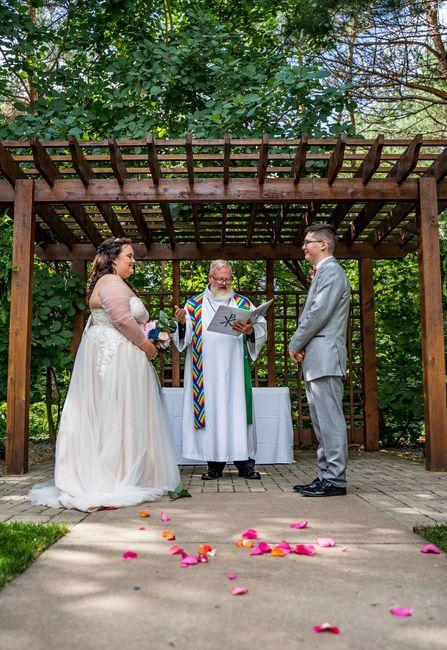 Bam! August 21 Wedding! 17