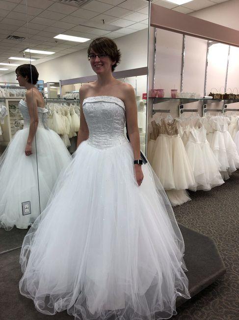 Help I'm stuck between two dresses 1