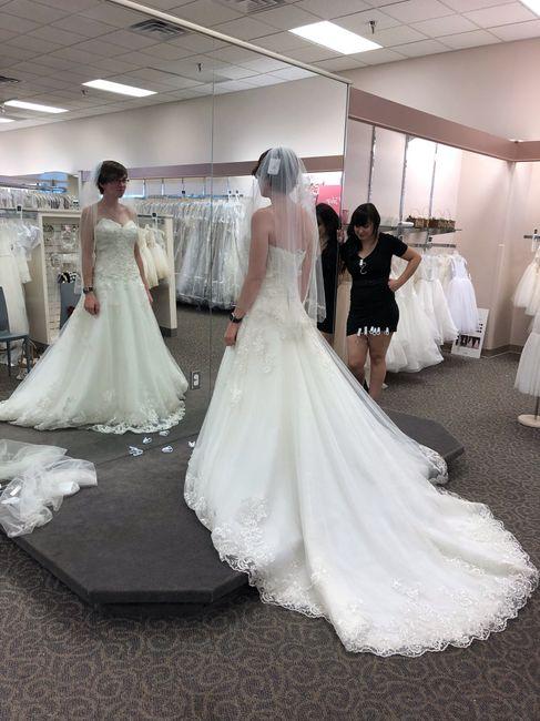 Help I'm stuck between two dresses 2