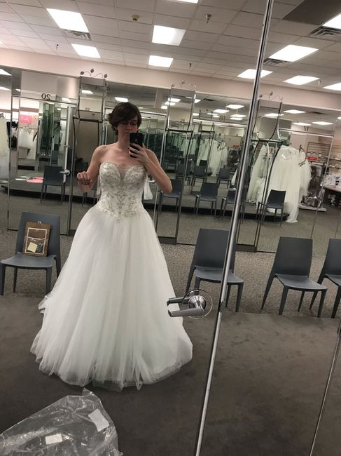 Let's see the dresses. 12