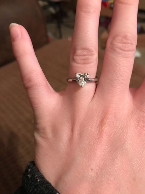 absolutely in love with my Ring. 11