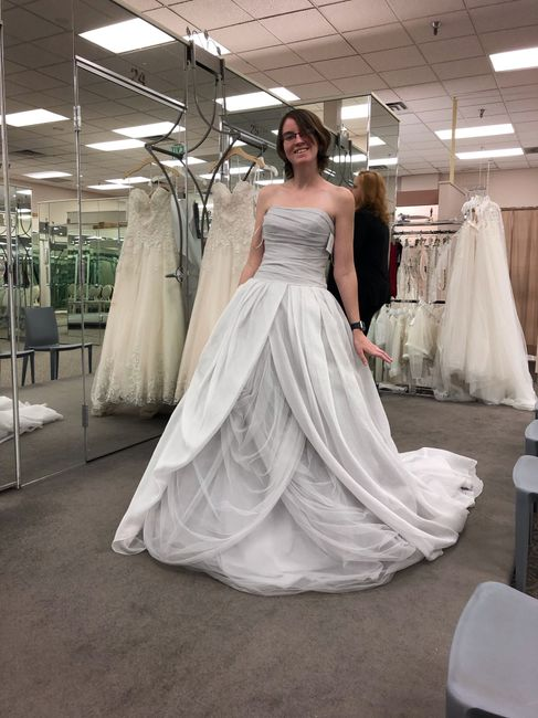 Dresses from David's Bridal 9
