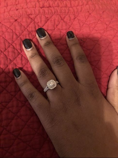 Brides of 2020!  Show us your ring! 17