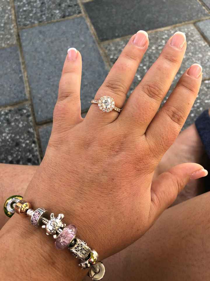 Cushion Halo Engagement Rings and what kind of style your Engagement Ring? - 1