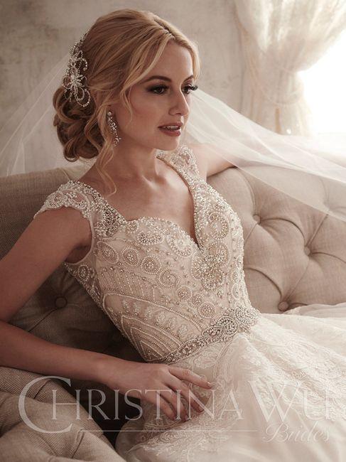 Fall wedding dress inspo 6